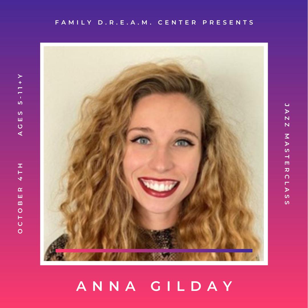 Anna Gilday-Sunday Showcase