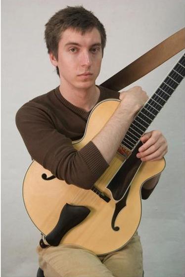 Jesse Washmon (Guitar Instructor)